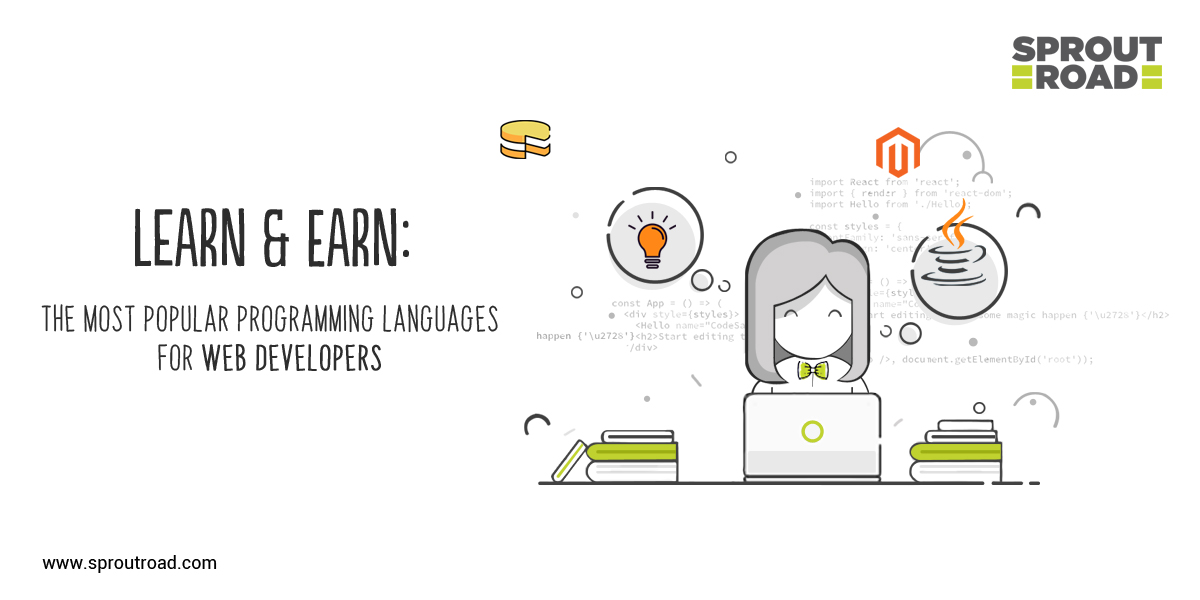 Learn & Earn: The Most Popular Programming Languages for Web Developers