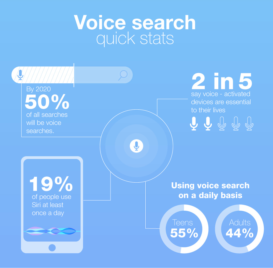 2019: Year for Voice Search