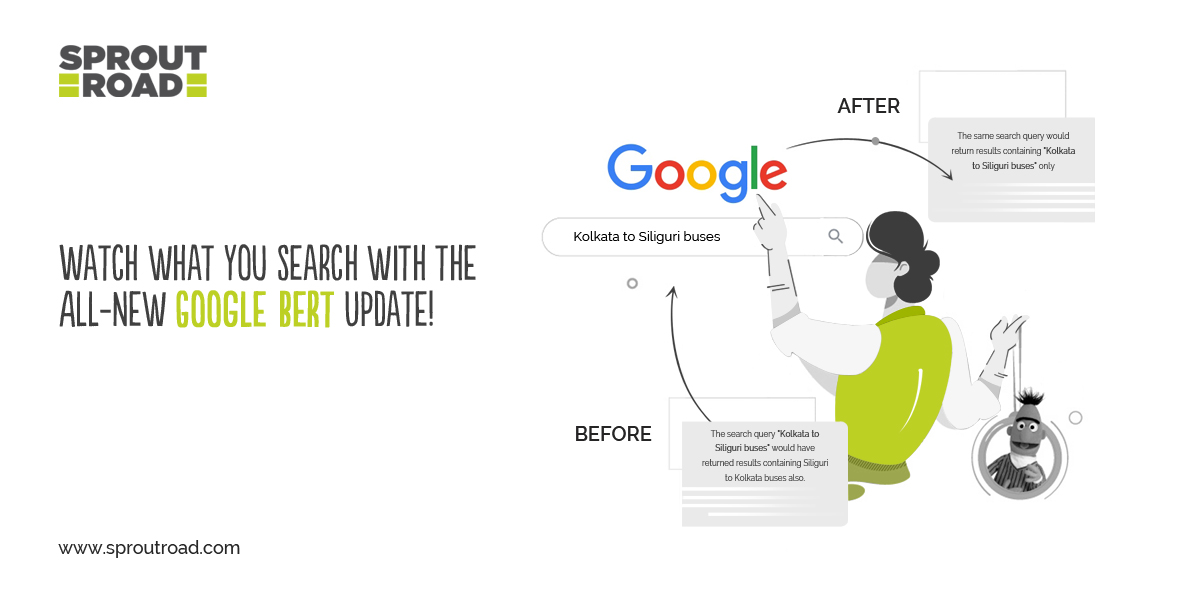 Watch what you Search with the All-New Google Bert Update!