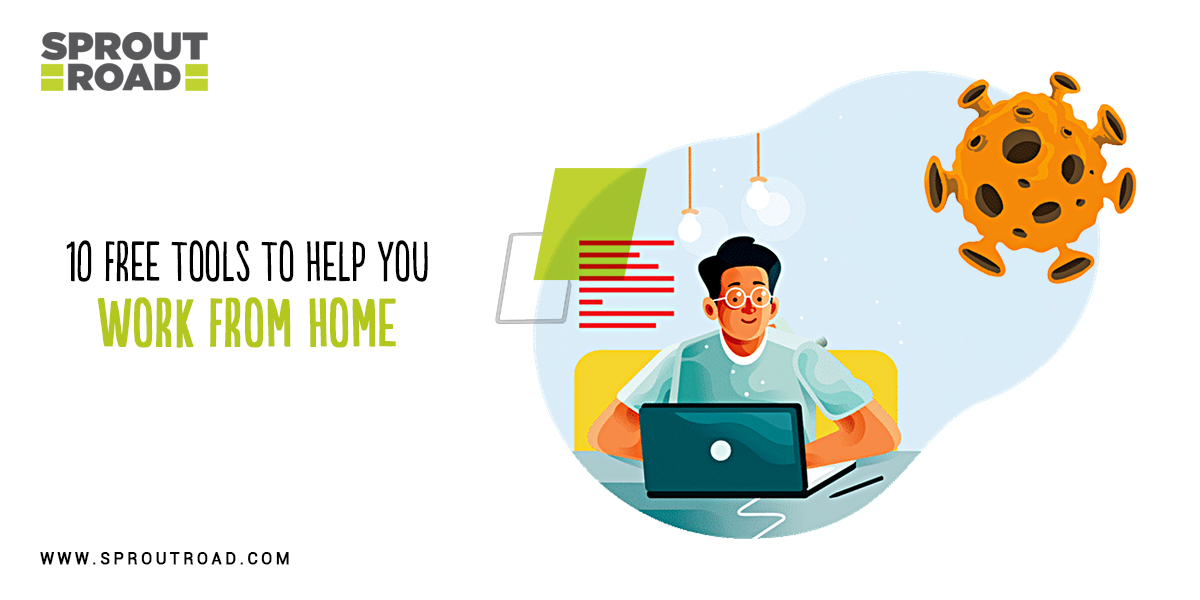 10 Free Tools To Help You Work From Home