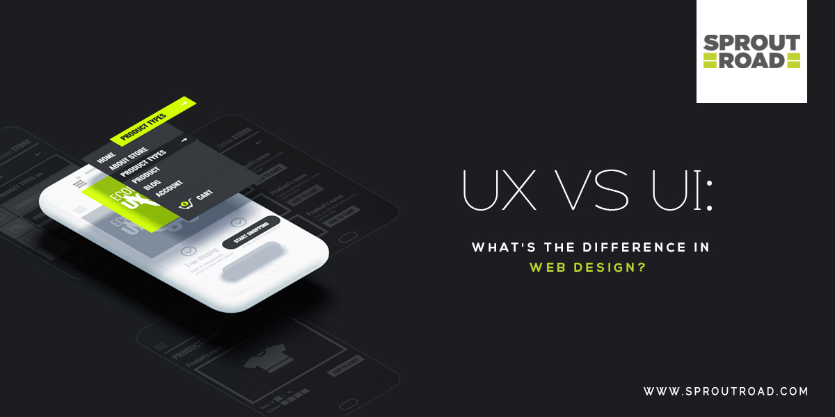 UX vs UI: What's the Difference in Web Design?