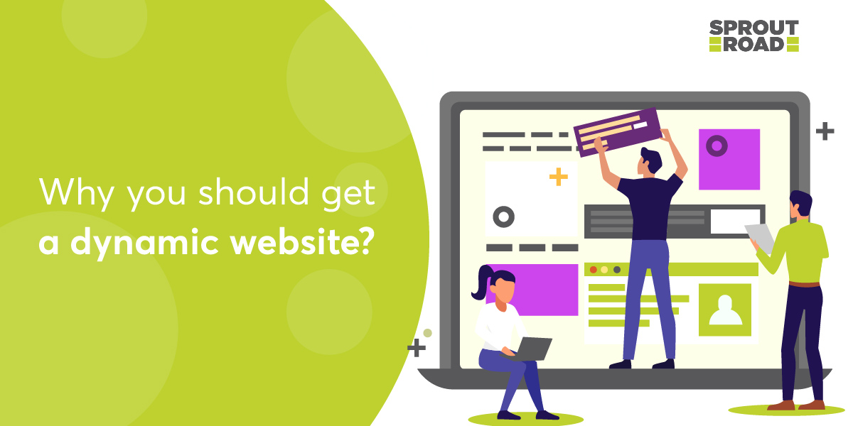 Why You Should Get a Dynamic Website?